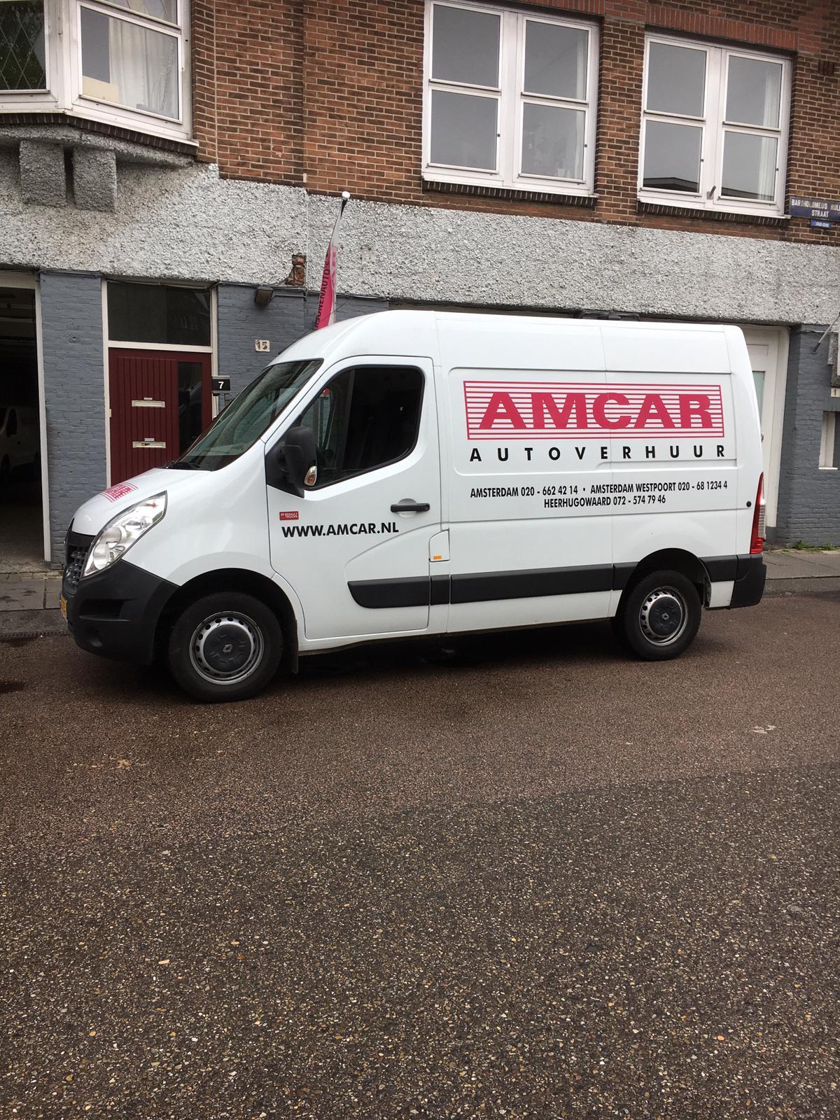 verhuiswagen amcar